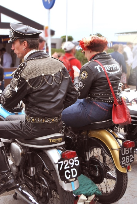 Goodwood Revival rockers