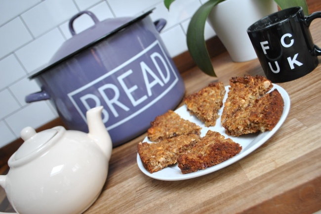 dairy free fruity flapjacks
