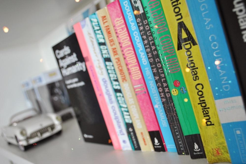 Douglas Coupland Books