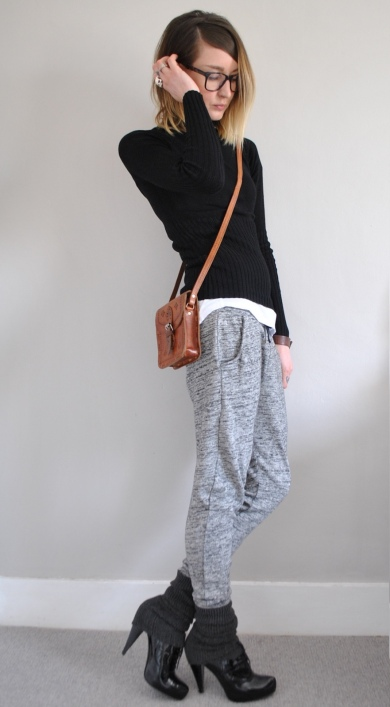 styling joggers