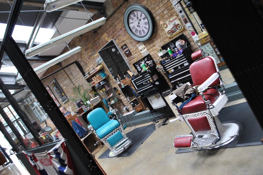 The Bike Shed barbers