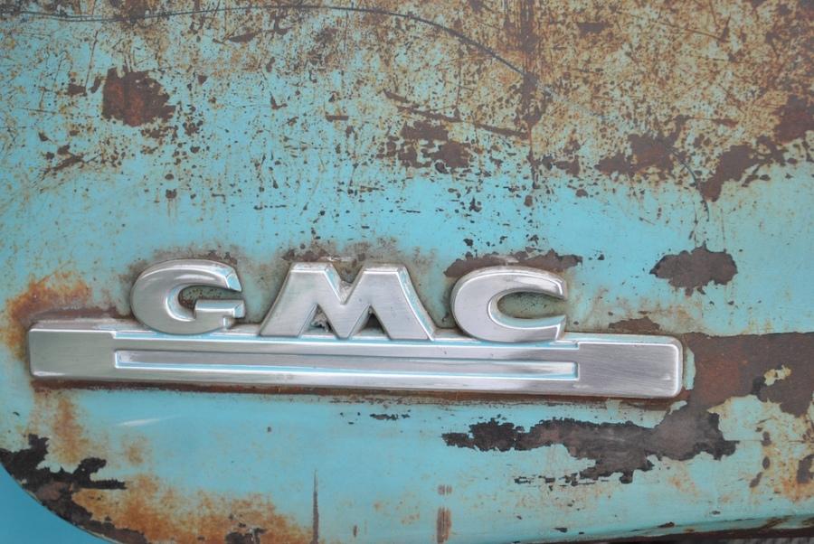 GMC-patina