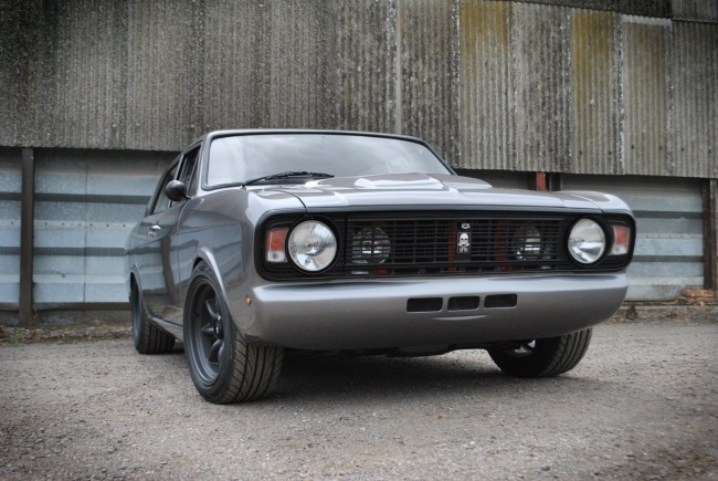 custom MK2 Cortina