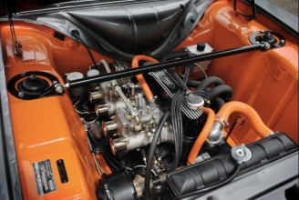 custom MK2 Cortina 1600 GT