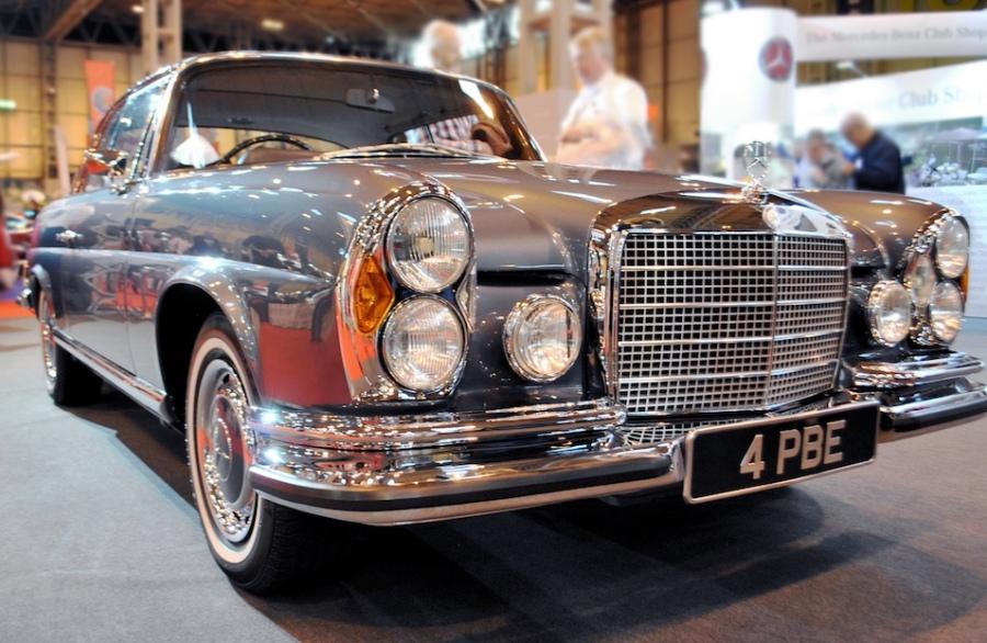 Mercedes Benz 280 ss