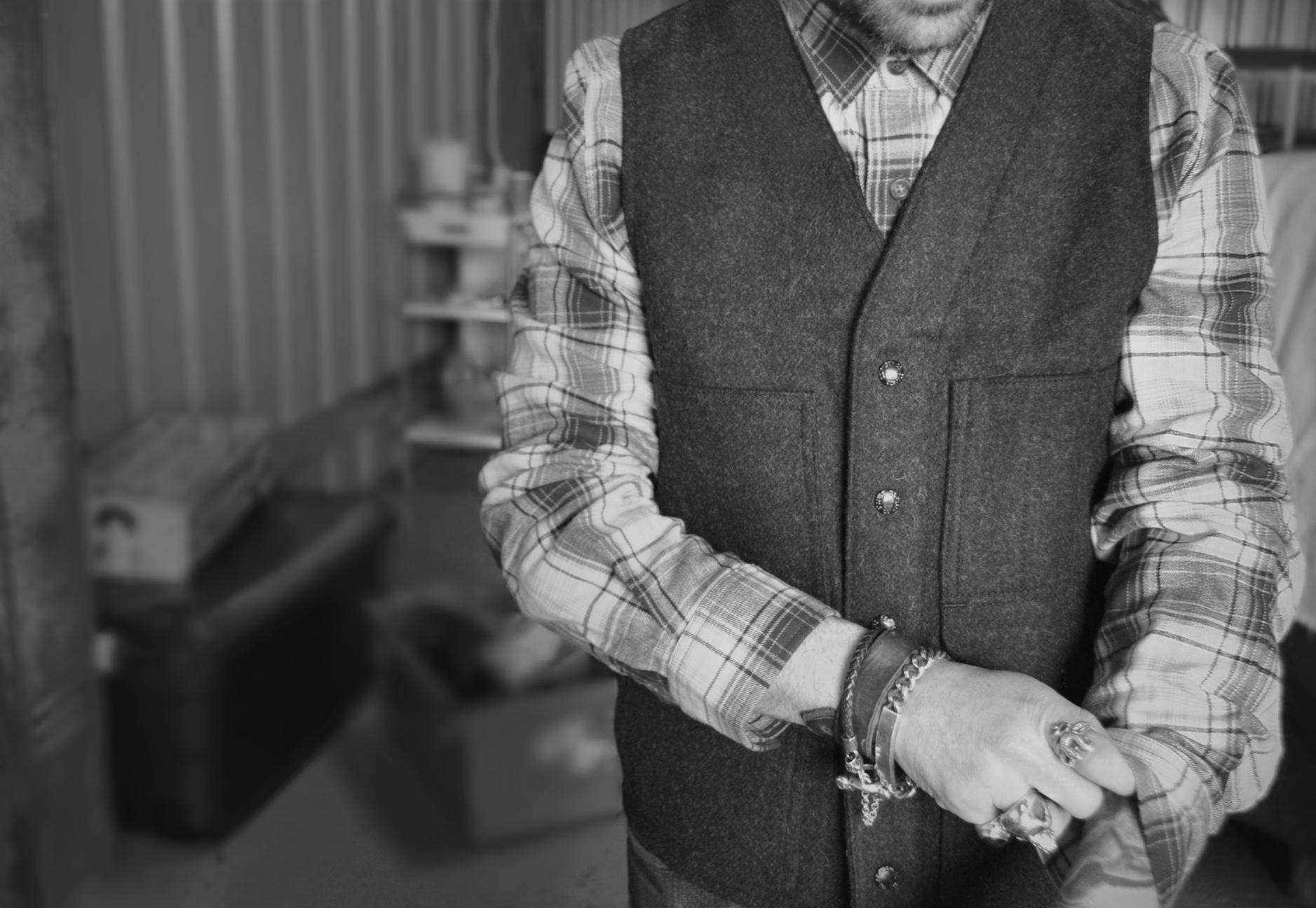 Filson waistcoat