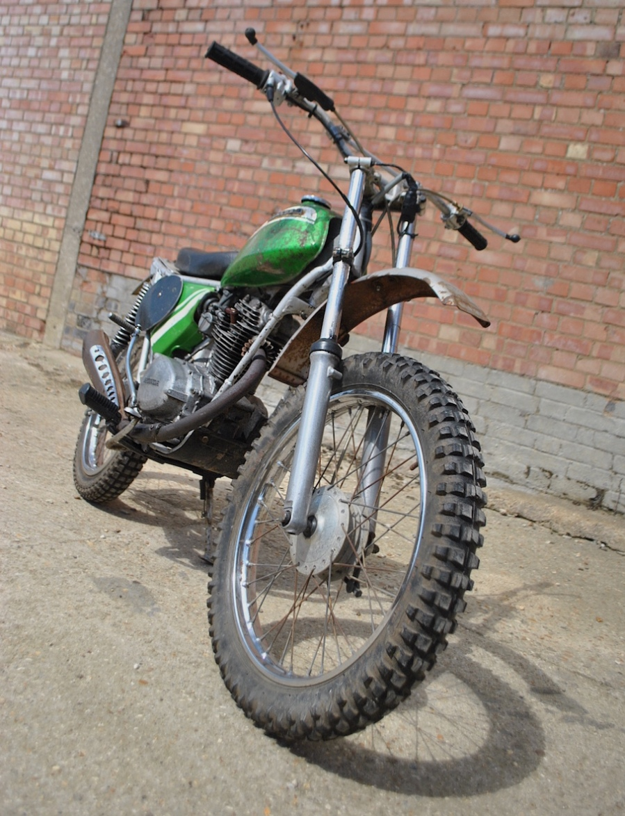 Honda-SL100-K1-Trail-Bike
