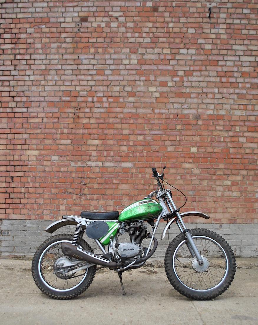 Honda-SL100-K1