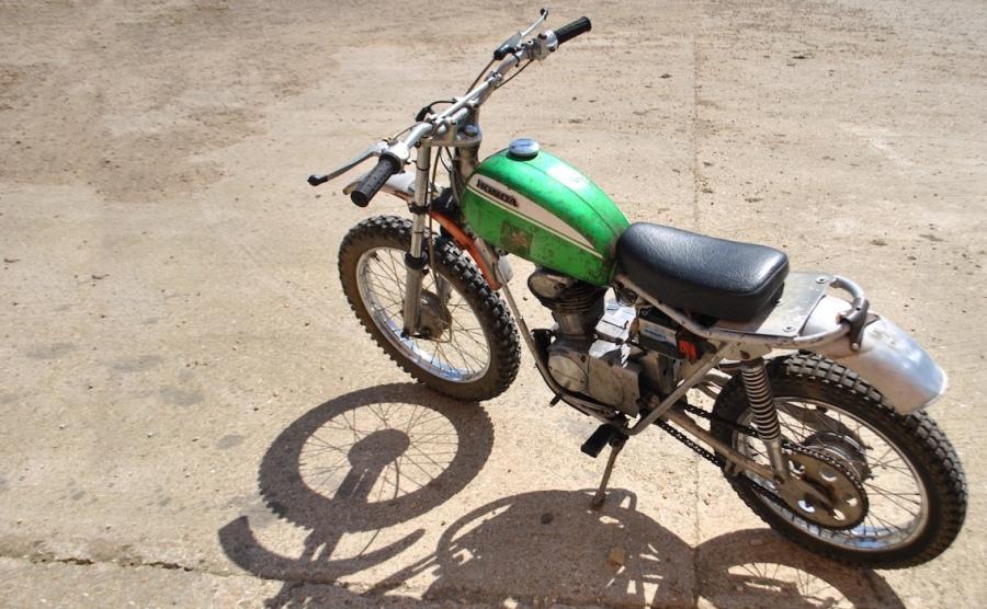 Honda-SL100-K1-XL