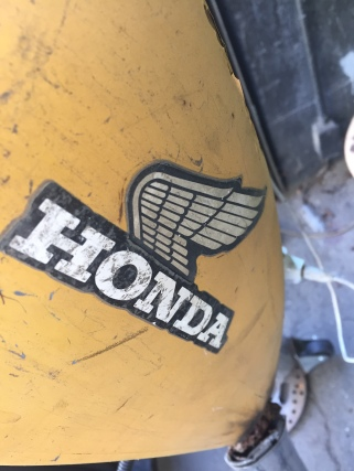 Vintage-Honda-tank
