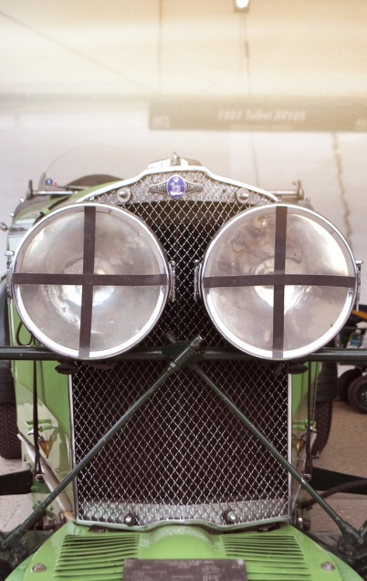 Goodwood-Revival-Bentley-front