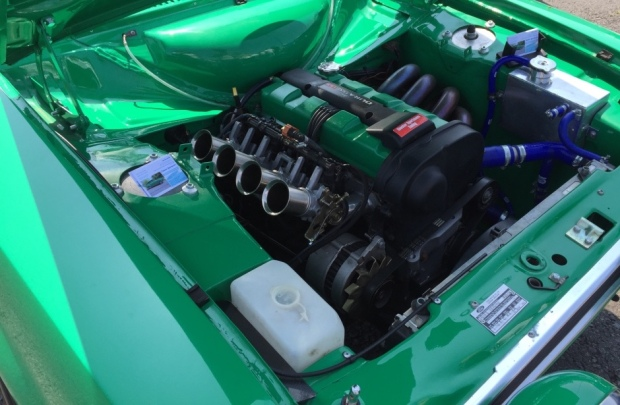 green-engine-bay