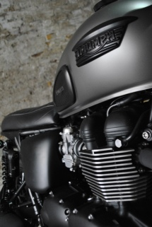 The Bike Shed Triumph Bonneville