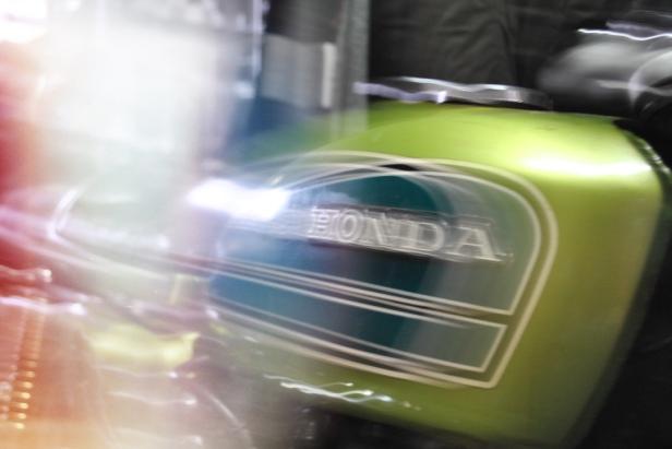 Honda-tank
