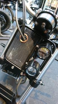 Kawasaki 400 custom