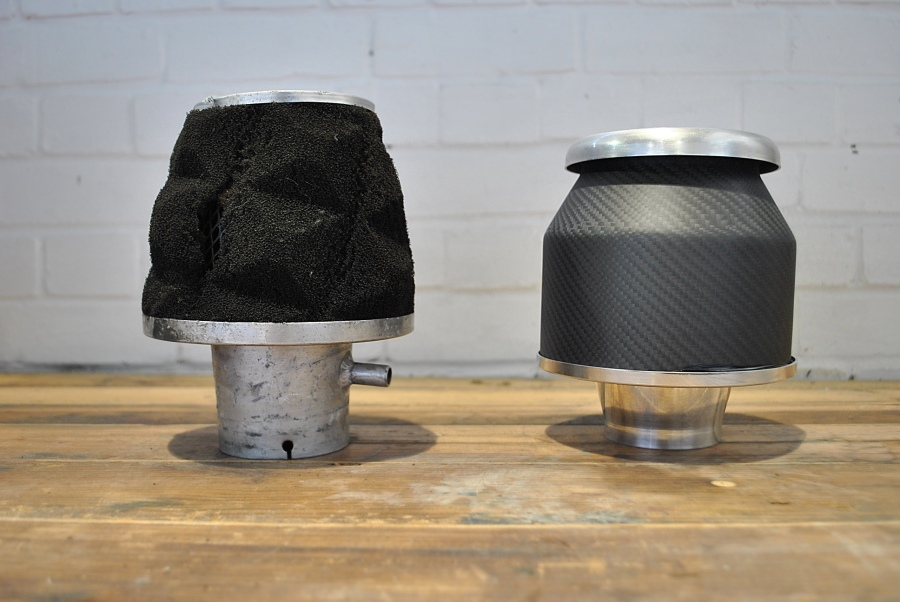 Old-air-filter-versus-new-air-filter-MX5