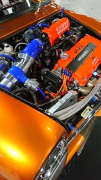 Custom-classic-mini-engine