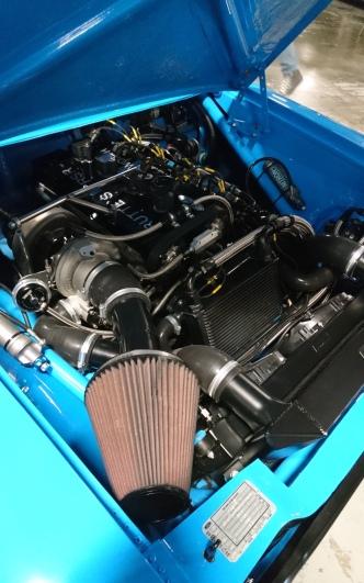MK1-Escort-Cosworth-Engine